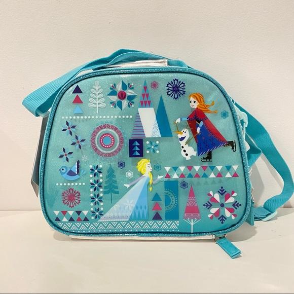 New* Disney Frozen Lunch box bag